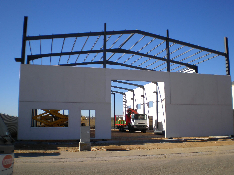 Fabricaci n de estructuras met licas en guadalajara - Estructura metalica vivienda ...