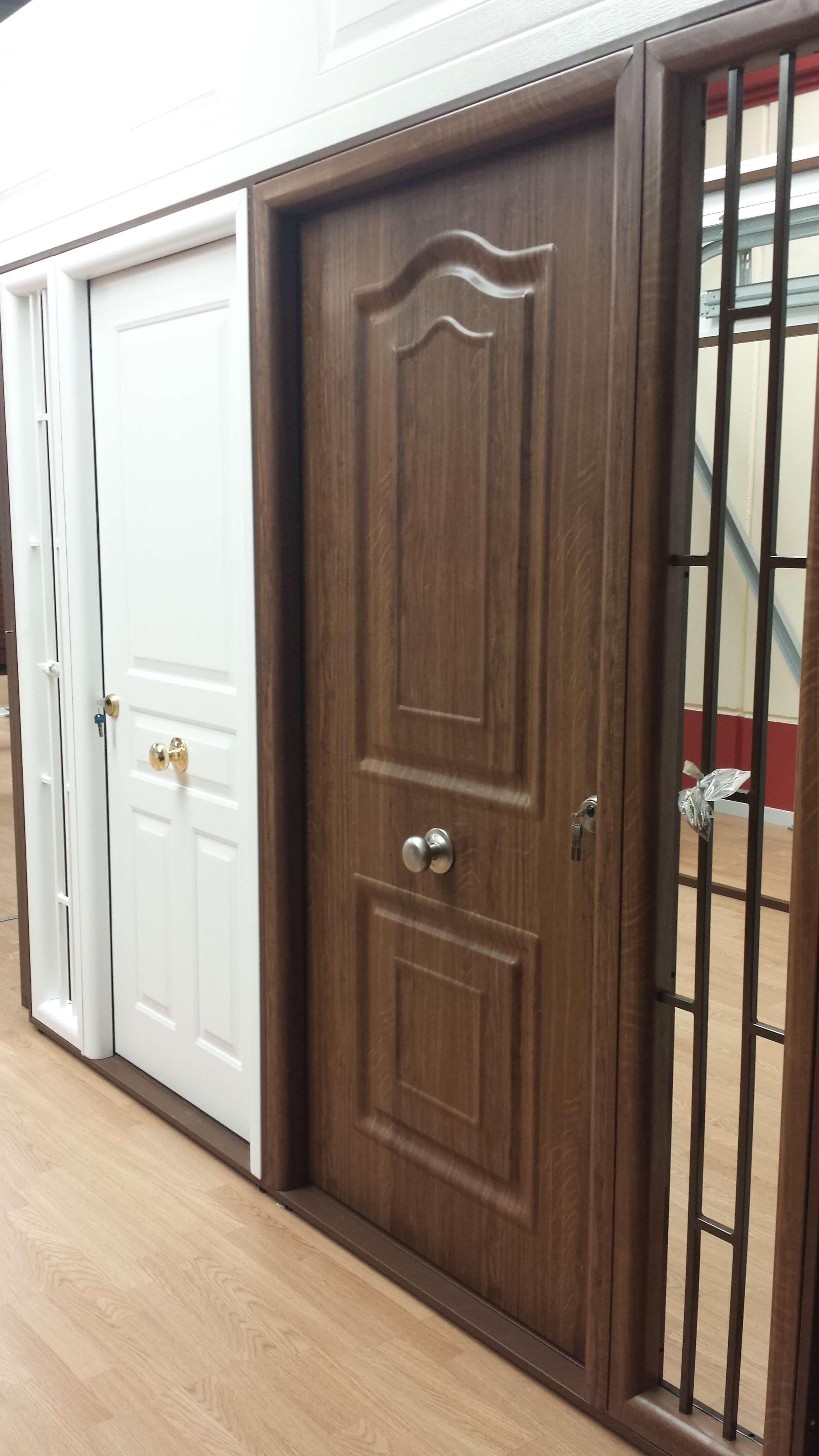 Puertas de entrada a vivienda en guadalajara hidrometal - Puertas de entrada de diseno ...