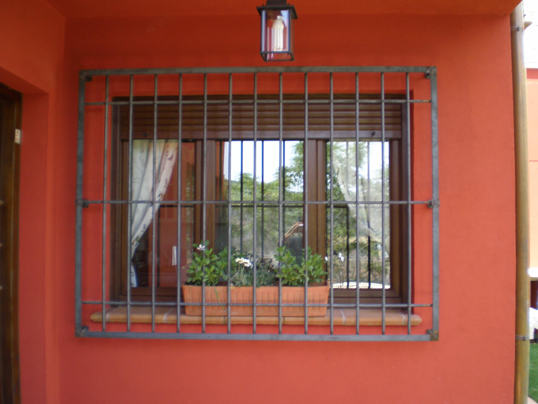 Rejas metálicas de seguridad en Guadalajara   Hidrometal